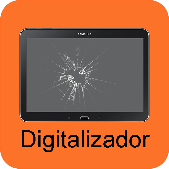 Sustitución Digitalizador Tablet Samsung