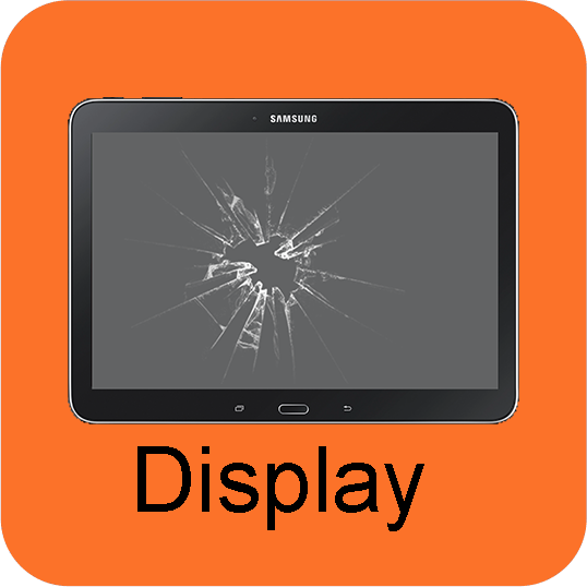Sustitución Display Tablet Samsung